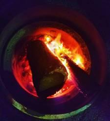 Round Fire Pit 01.17.18